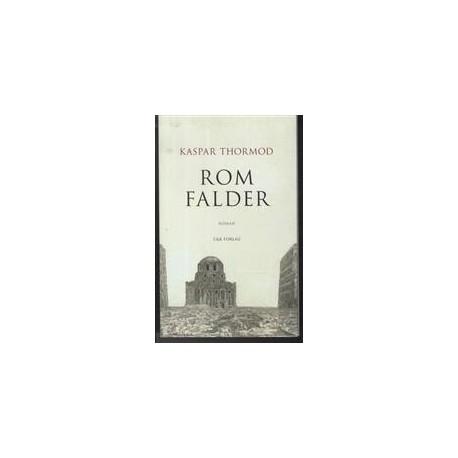 Rom falder: roman