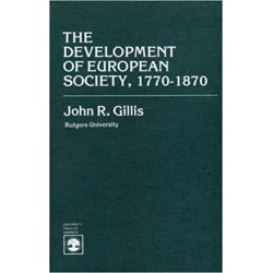 The development of europen society, 1770-1870
