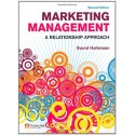 Marketing management a relationship approach