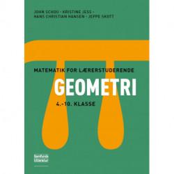Matematik for lærerstuderende - Geometri: 4.-10. klasse