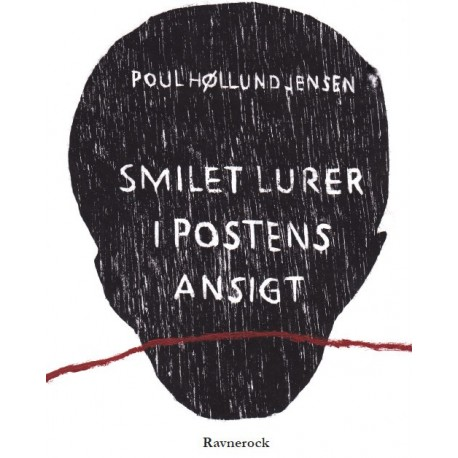 Smilet lurer i postens ansigt