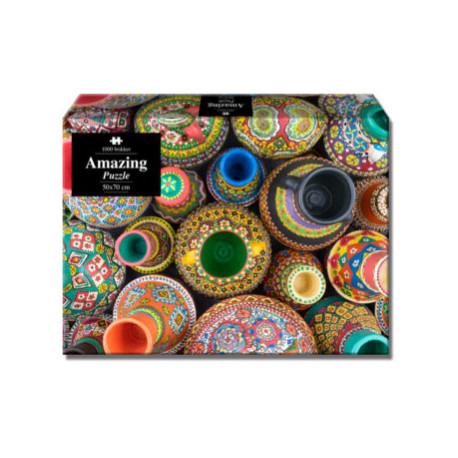 Amazing Puzzle - Vaser