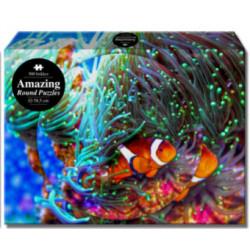 Amazing Puzzle - Round - Fisk