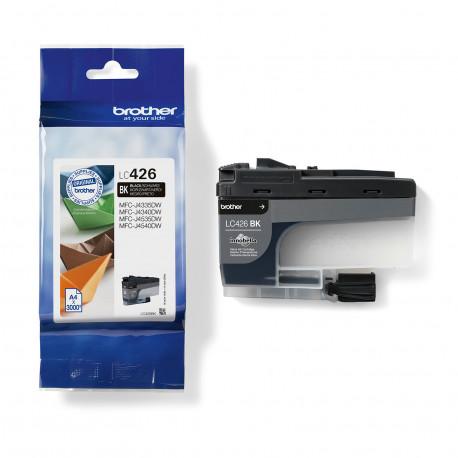 Brother LC426BK ink cartridge black 3K (LC426BK)