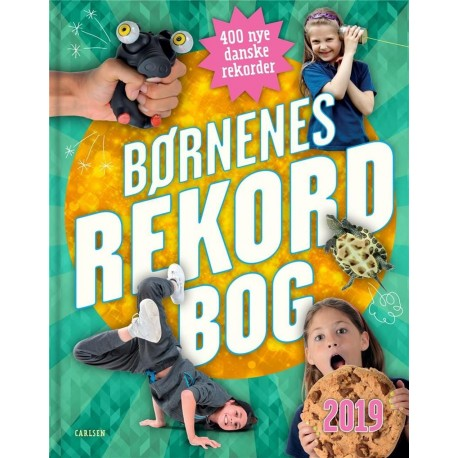 Børnenes rekordbog 2019