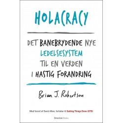 Holacracy: Det banebrydende nye ledelsessystem til en verden i hastig forandring