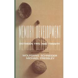 Memory Development Between Two and Twenty