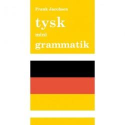 Tysk mini grammatik, Grundbog