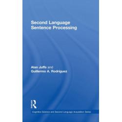 Second Language Sentence Processing