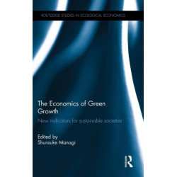 The Economics of Green Growth: New indicators for sustainable societies