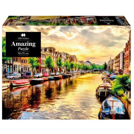 Amazing Puzzle - Amsterdam