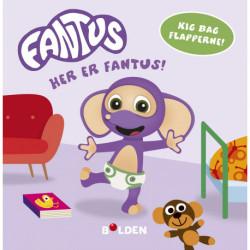 Fantus - Her er Fantus!: kig bag flapperne!