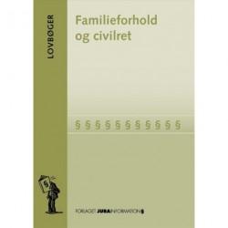 Familieforhold og civilret (August 2018)