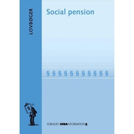 Social pension (August 2018)