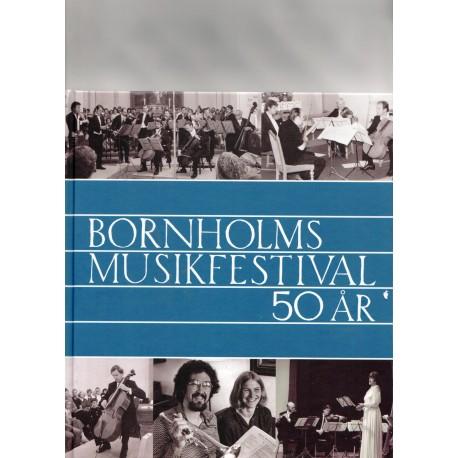 Bornholms Musikfestival 50 år