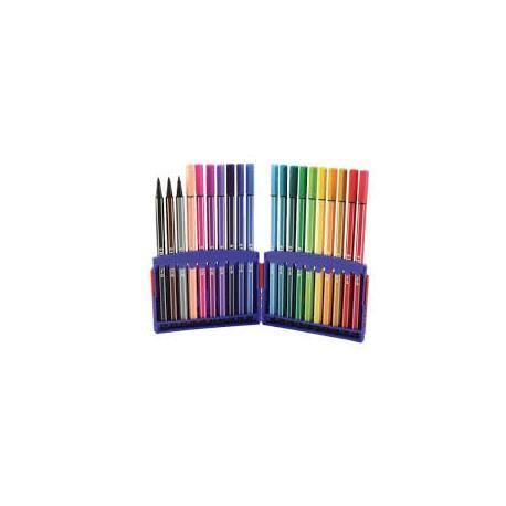 Stabilo Colorparade  - 20 assorterede farvede Fibre Tip