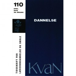 Dannelse - KvaN 110