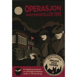 Operasjon Grefsenkollen 1945 (Oslo): Solve A Mystery - Opplev Oslo sammen