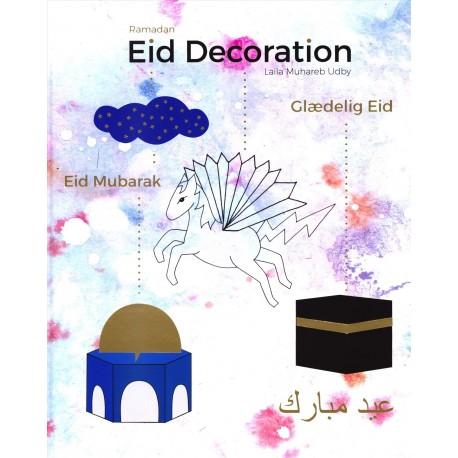 Ramadan Eid Decoration: Glædelig Eid