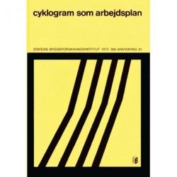Cyklogram som arbejdsplan: SBi-anvisning 91