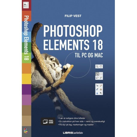 Photoshop Elements 18: Til pc og Mac
