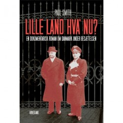 Lille land, hvad nu?: En dokumentarisk roman om Danmark under besættelsen