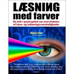 Læsning med farver: En brik i puslespillet om overvindelse af læse- og indlæringsvanskeligheder