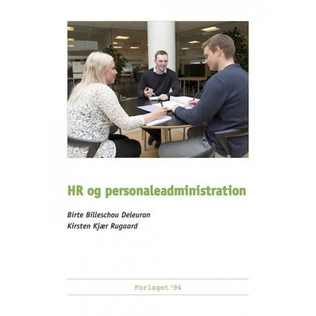 HR og personaleadministration