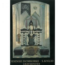 Danmarks kirker - Odense Amt - Odense Domkirke - S. Knud, gravminder (2. bind, 8.-10. hefte) - [RODEKASSE/DEFEKT]