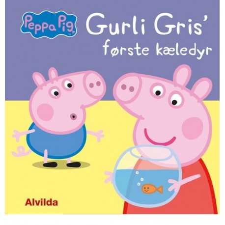 Peppa - Gurli Gris' første kæledyr
