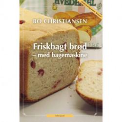 Friskbagt brød – med bagemaskine