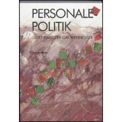 Personalepolitik - det handler om mennesker