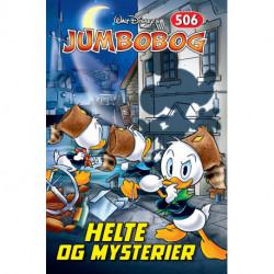 Jumbobog 506: Helte og mysterier