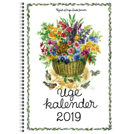 Ugekalender (A5) 2019