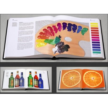 Grafisk design: markedsføring i praksis og håndværk for den lidt øvede