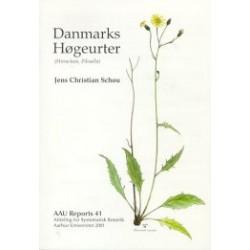 AaU reports - Danmarks høgeurter: Pilosella hill og Hieracium l. (41)