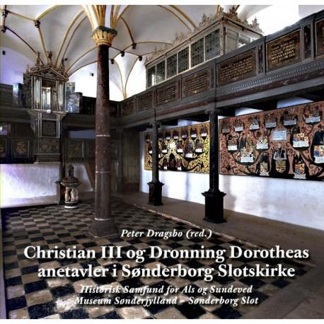 Christian 3 og dronning Dorotheas anetavler i Sønderborg slotskirke - Christian III og Dronning Dorotheas anetavler i Sønderborg Slotskirke