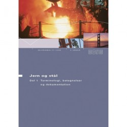Jern og stål - Terminologi, betegnelser og dokumentation (Del 1)