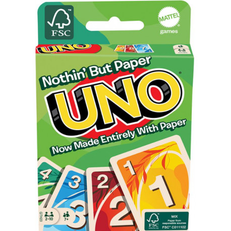 UNO - Nothing but Paper