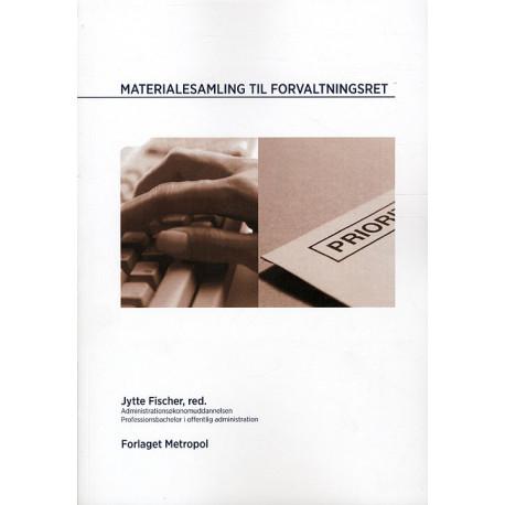 Materialesamling til Forvaltning AØ: (Materialesamling 1212)