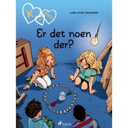 K for Klara 13 - Er det noen der