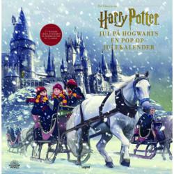 Harry Potter julekalender: Jul på Hogwarts - En pop op julekalender