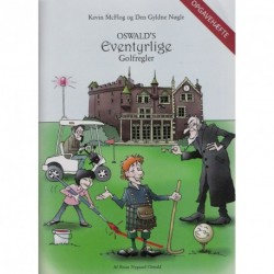 Oswalds eventyrlige golfregler: Kevin McFlog og Den Gyldne Nøgle, Opgavehæfte