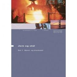 Jern og stål - Bånd- og blankstål (Del 7)