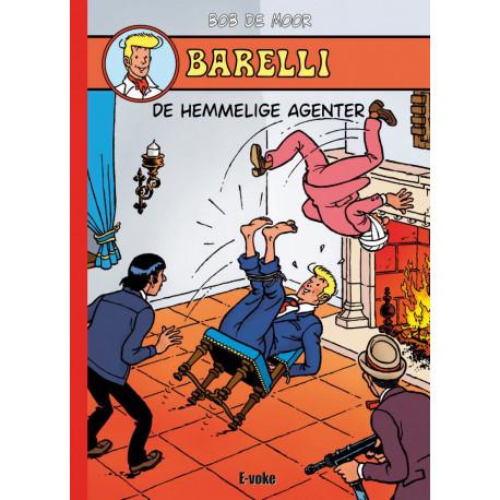 Barelli 4: De hemmelige agenter