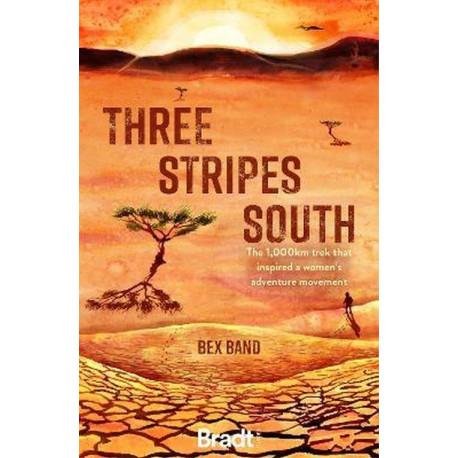 Three Stripes South: The 1000km thru-hike that inspired the Love Her Wild women's adventure community