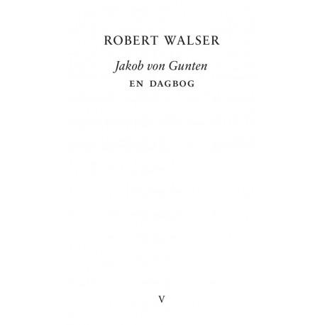 Jakob von Gunten: En dagbog
