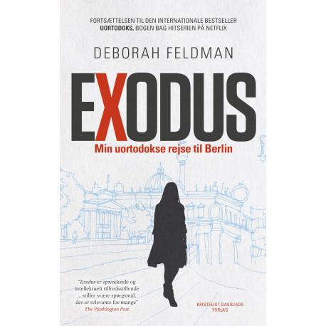 Exodus: Min uortodokse rejse til Berlin