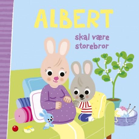 Albert skal være storebror