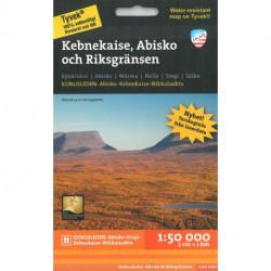Kebnekaise, Abisko och Riksgränsen